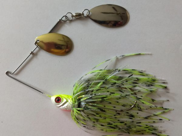 Spinner Bait - Finish Line