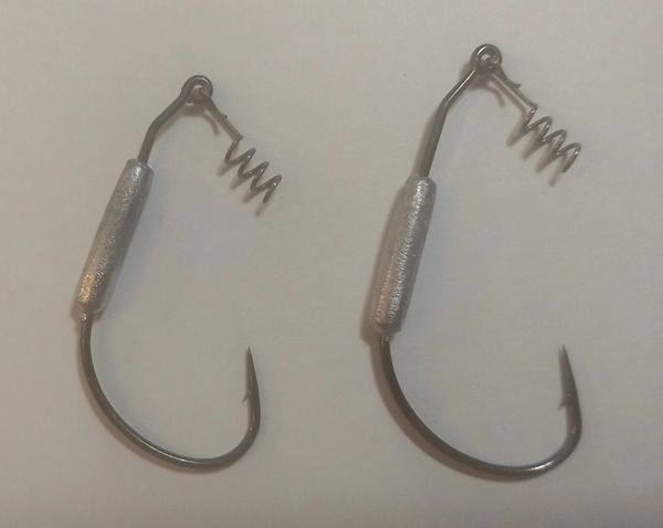 Swimbait Weighted Hook 1/8oz - 3/0 5ct