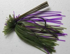 Finesse Jig - Sprayed Grass