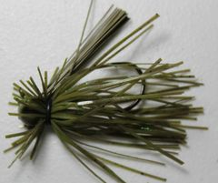 Finesse Jig - Green Craw
