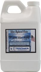 64 ounce Silver Hydrosol Container, 10 PPM (min) --- IN STOCK ---