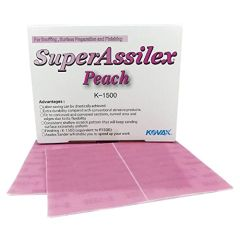 Eagle 191-2505 Super Assilex Peach Sheets K-1500