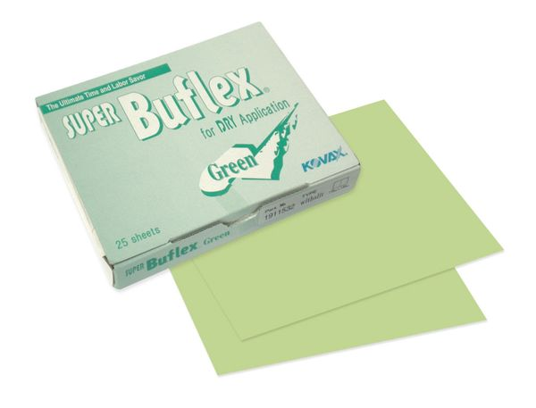 Eagle 191-1532 - Super Buflex DRY Sheets - Green