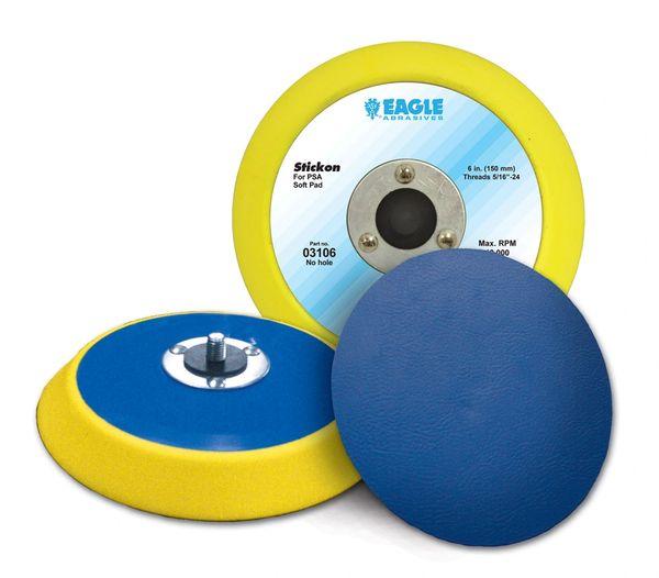 Eagle 03106 - 6 inch Stickon Disc Pad