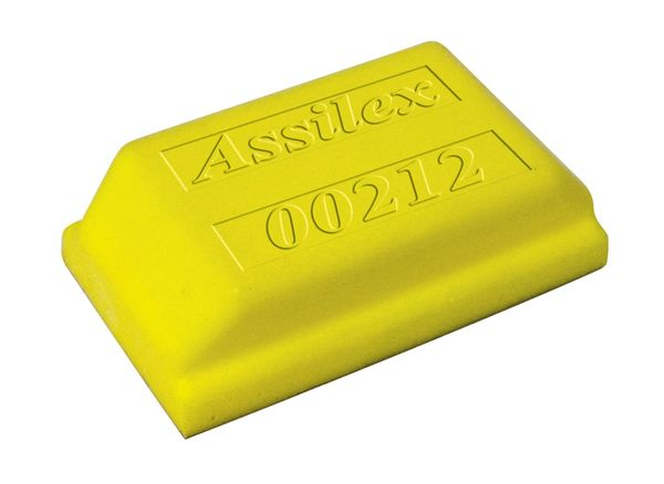 Eagle 00212 - Hand Sanding Block for Super Assilex Sheets