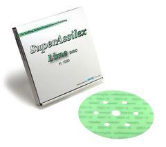 "Eagle 193-2547 6"" Super Assilex Lime Disc K-1000"