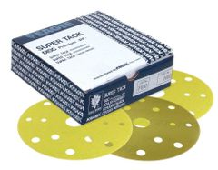 Eagle 568-0180 6 inch SUPER-TACK High Performance PF Premium Discs - 15 Holes