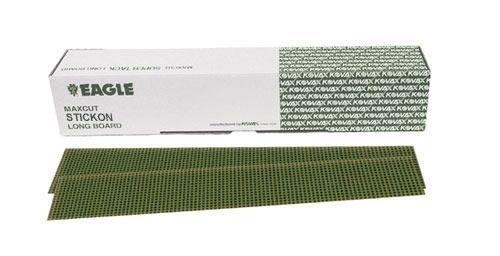 Eagle 457-0080 Maxcut Stickon File Sheets -P80