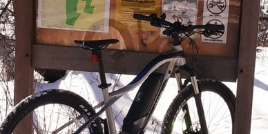 Yamaha YDX-TORC Mountain Bike.