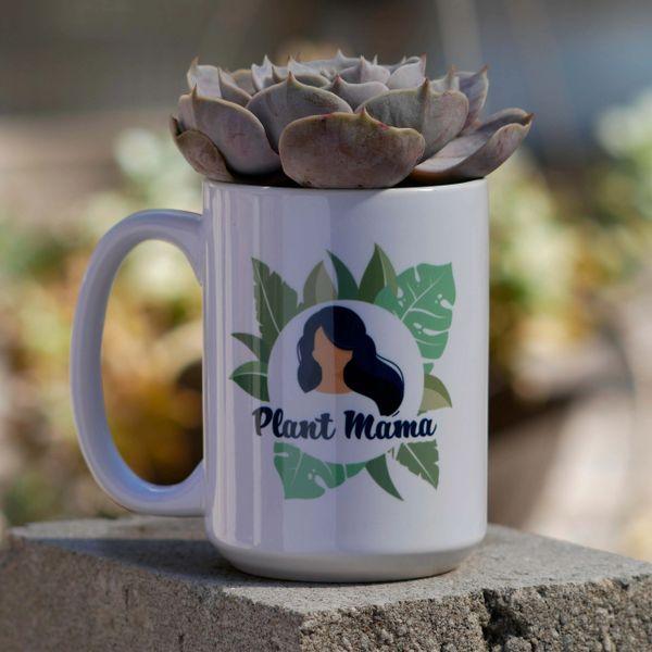 Plant Mama Mug - Gift
