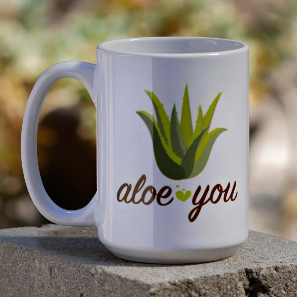 Aloe You Mug
