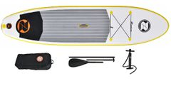Typhoon A4 Inflatable SUP Paddle Board Free Paddle, Pump & Bag