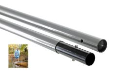 Aluminium Canoe Pole 360cm 2 Part