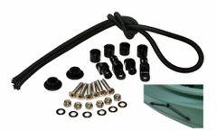 H2o Paddle Keep Kit 2 pack (marine grade nuts & bolts)