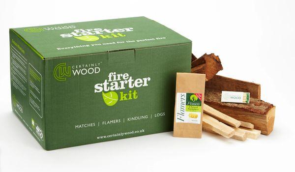 Certainly Wood Starter Kit