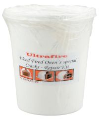ULTRAFIRE SPECIAL PAINT REPAIR KIT WOOD-FIRED OVEN WHITE
