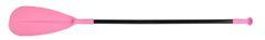 H2o adjustable SUP PADDLE Pink Blade Palm Grip Length 182cm - 234cm