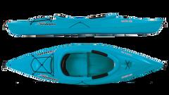 Sun Dolphin ® Ocean Blue Aruba 10 Deluxe Kayak
