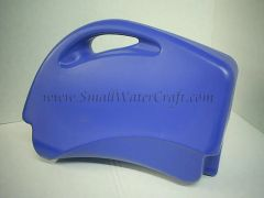 Sun Slider Seat Back Blue