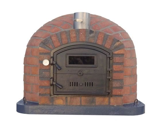 Lisboa Rustic 110cm x 110cm Woodfired Piza Oven (Free Pizza Peel & Flue) Pre Order via email please for Late August delivery