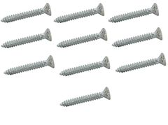A4 Stainless Steel Self Tapping Screws (10) (G)