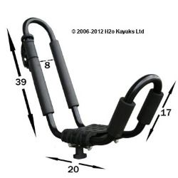 RUK Kayak Roof Bars (Pair) KR1616