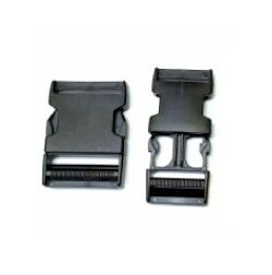 Side Release 25mm Webbing Buckle (Pack 2)
