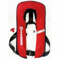 Typhoon Racer Pro 150N Lifejacket Automatic Red or Black