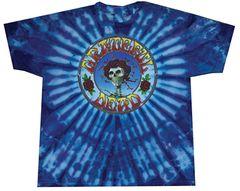 Grateful Dead Bertha, Dyed T-Shirt