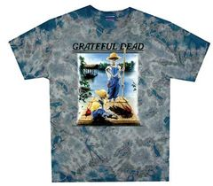 Grateful Dead Tom Sawyer, Dyed T-Shirt