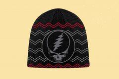 Grateful Dead Knit Beanie SYF Hat Black