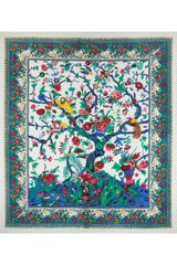 3D Candy Tree of Life Tapestry