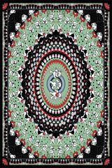 Grateful Dead Dancing Bears Black Tapestry