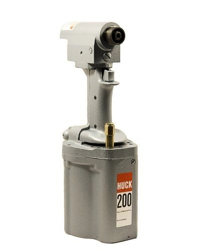 Huck Model 200 Double Action Rivet Gun REFURBISHED