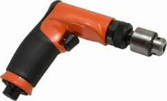 DOTCO 3,200 RPM Pistol Grip Air Drill 14CSL92-38