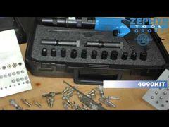 4090 Zephyr Visu-Lok Pistol Master Torque Driver Lok-Fast Kit