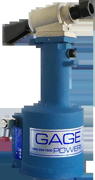 GB714 Pneudraulic Rivet Tool