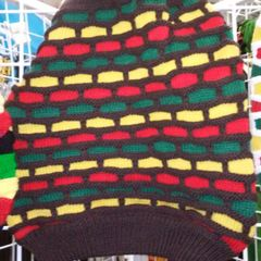 BROWN RASTA TAMS