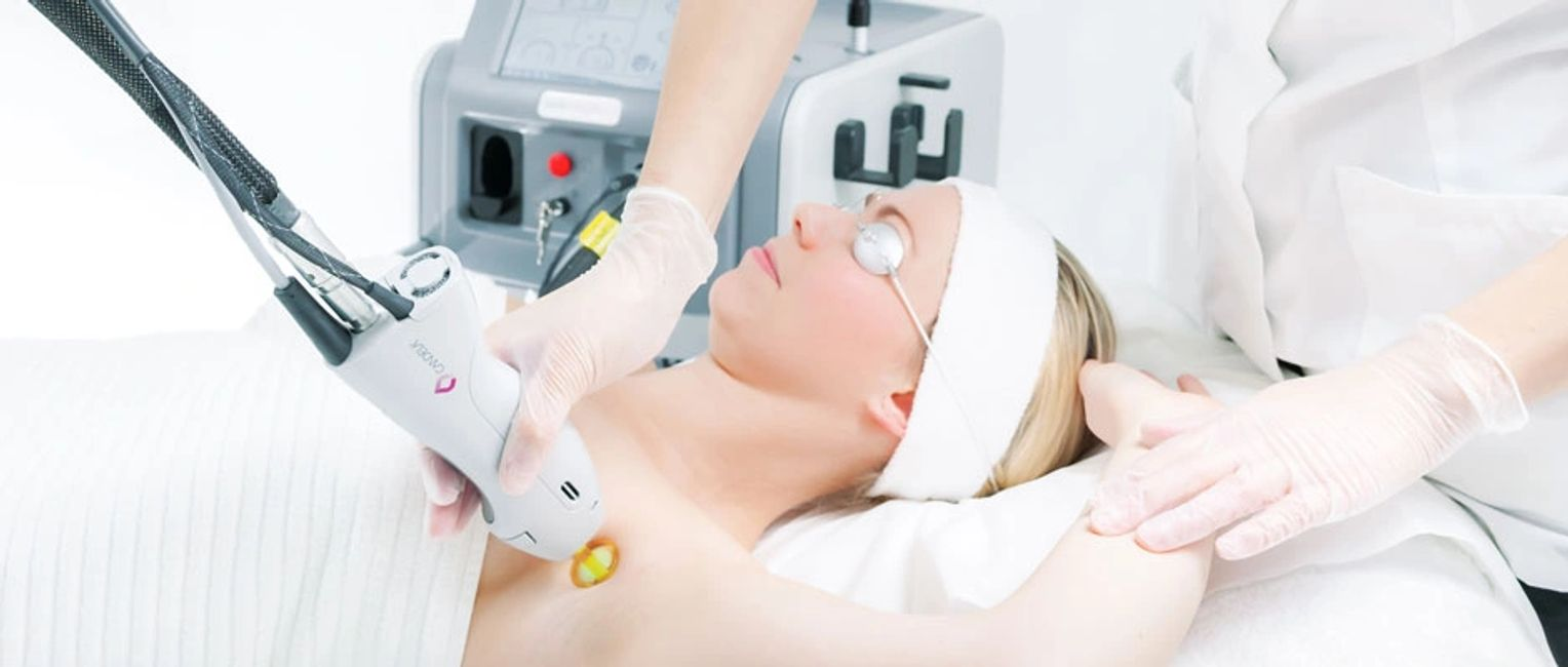 Laser Hair Removal at Ariya Aesthetics in Bedford, New Hampshire