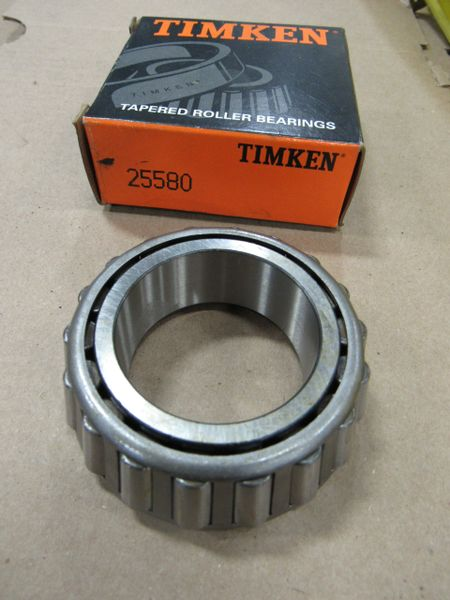 25580 TIMKEN TAPERED ROLLER BEARING CONE