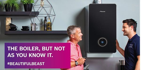 12 year guarantee Worcester Bosch | Beautiful Beast | Greenstar 8000 Lifestyle