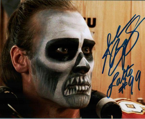 Andrew Bryniarski autograph 8x10, The Program, Lattimer
