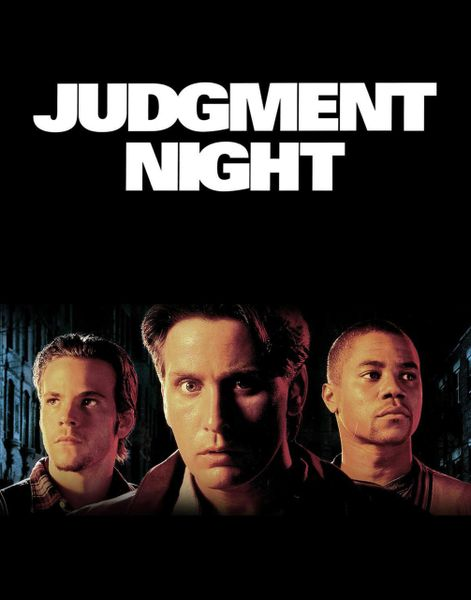11x14 of Judgement Night that will be signed during the Emilio Estevez signing, deadline 29 March 2021
