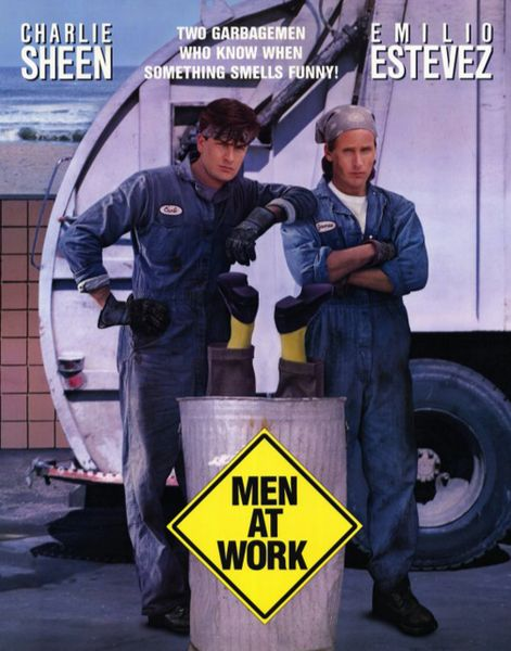 11x14 of Men At Work that will be signed during the Emilio Estevez signing, deadline 29 March 2021