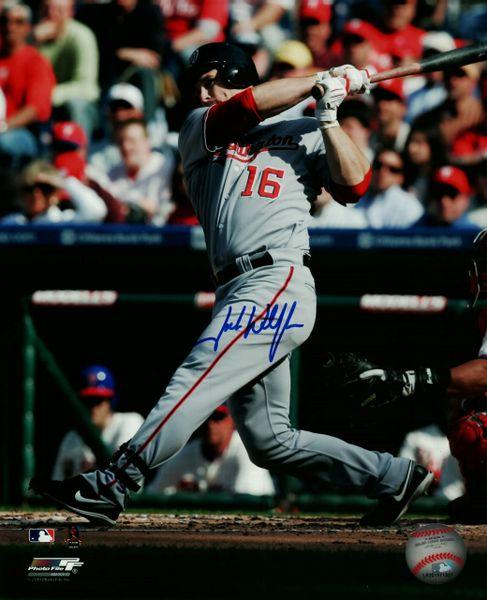 Josh Willingham autograph 8x10, Washington Nationals