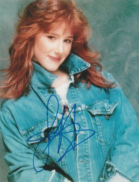 Tiffany autograph 8x10, singer