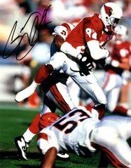 Gary Clark autograph 810, Arizona Cardinals