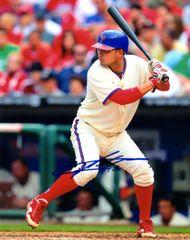Freddy Galvis autograph 8x10, Philadelphia Phillies