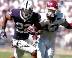 Evan Royster autograph 8x10, Penn State