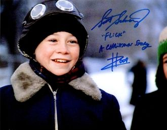 Christmas Story 2.Scott Schwartz Autograph 8x10 Christmas Story 2 Inscriptions